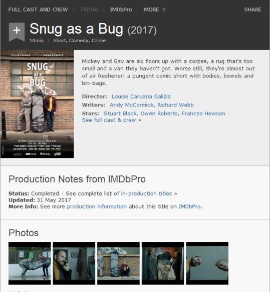 Snug_IMDB